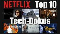 Streaming-Empfehlungen: Die 10 besten Tech-Dokus auf Netflix