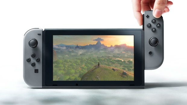 Nintendo Switch: Das wissen Hacker bereits über die Konsole