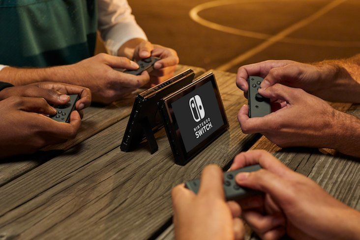 Nintendo Switch Multiplayer