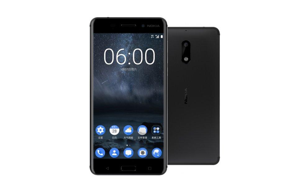 Comeback einer Traditionsmarke: Nokia 6 mit Android 7.0 Nougat offiziell vorgestellt