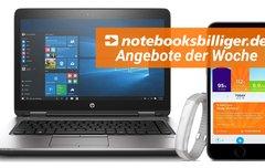 notebooksbilliger.de: Jawbone UP2 für 24 €, Samsung Galaxy TabPro S für 649 € u.v.m. stark reduziert