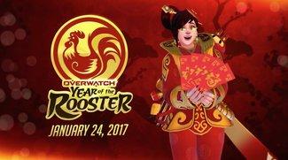 Overwatch: Neues Event zelebriert chinesisches Neujahr