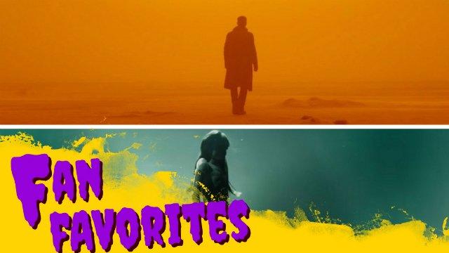 Film-Podcast: Logan, Blade Runner 2049 & mehr: Unsere Film-Empfehlungen 2017 - Fan Favorites 5.2