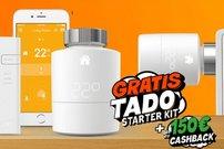 Nur heute: DSL-Tarif wechseln & tado Starter Kit + bis zu 150 € Cashback sichern