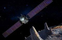 NASA plant Flug zum...