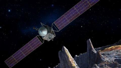 NASA plant Flug zum 10-Trillionen-Dollar-Asteroiden