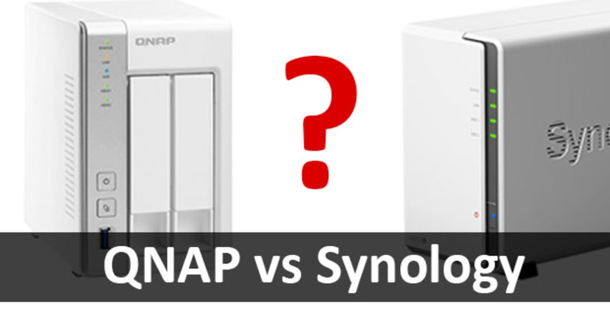 nas vergleich qnap vs synology welche hardware brauche ich giga. Black Bedroom Furniture Sets. Home Design Ideas
