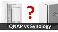 NAS-Vergleich: QNAP vs. Synology? Welche Hardware brauche ich?