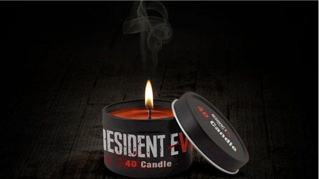 Resident Evil 7: Diese kleine Kerze sorgt für eine schaurige 4D-Erfahrung