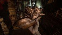 Resident Evil 7: Hundeköpfe und Zerlegungsraum-Schlüssel finden