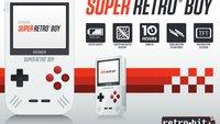 Super Retro Boy: Game Boy feiert Comeback auf CES 2017