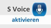 S Voice aktivieren (Samsung Galaxy) – so geht's