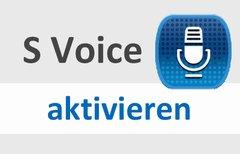 S Voice aktivieren (Samsung...