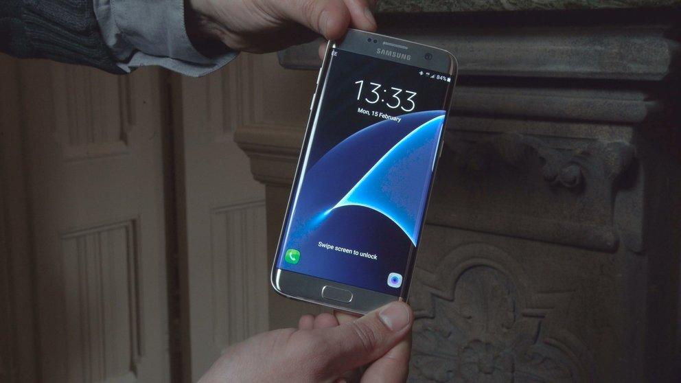 Samsung Galaxy S7 edge mit Blau-Vertrag für 25 € pro Monat – Allnet-/SMS-Flat & 4 GB LTE