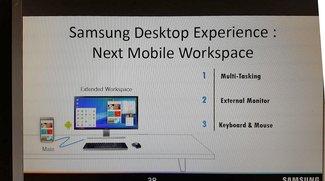 Samsung Galaxy S8 soll mit Desktop-Modus zum Mini-PC werden