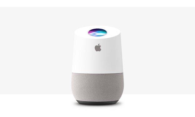 Siri-Lautsprecher: Produktion soll begonnen haben