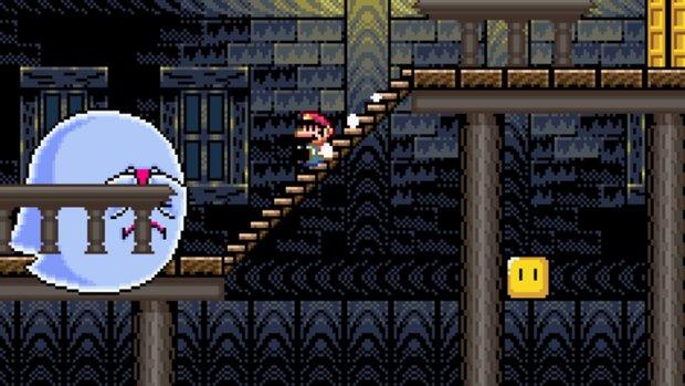 Super Mario World: Blogger zeigt, wie man Geister tötet