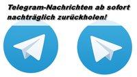 Telegram: Nachrichten löschen – so geht's