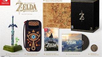 The Legend of Zelda - Breath of the Wild: Editionen im Überblick