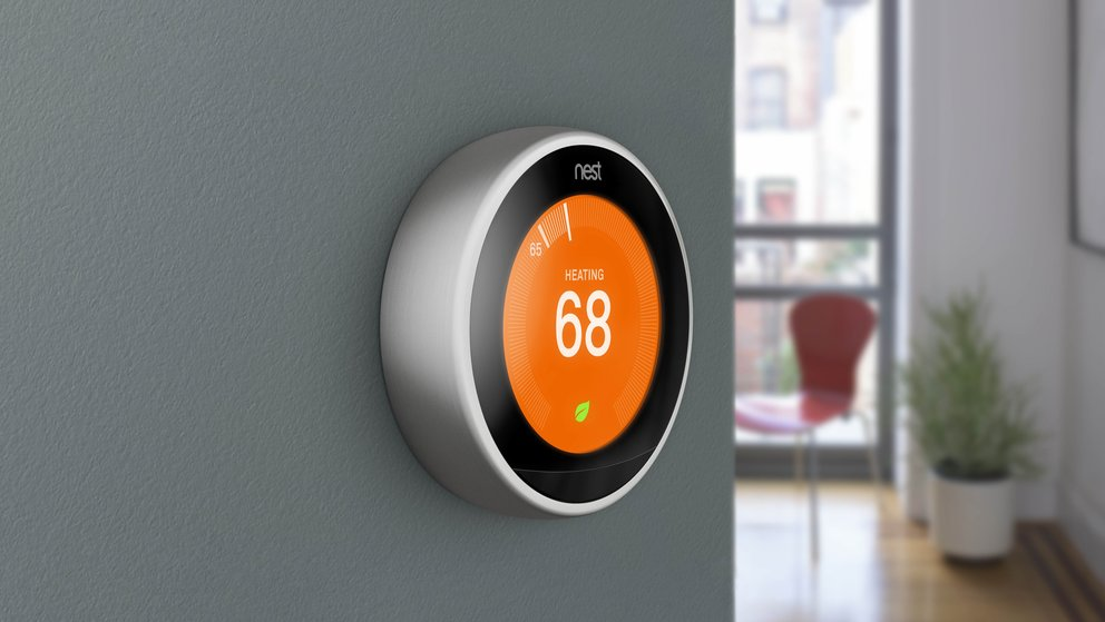 Nest Learning Thermostat (Quelle: Hersteller)