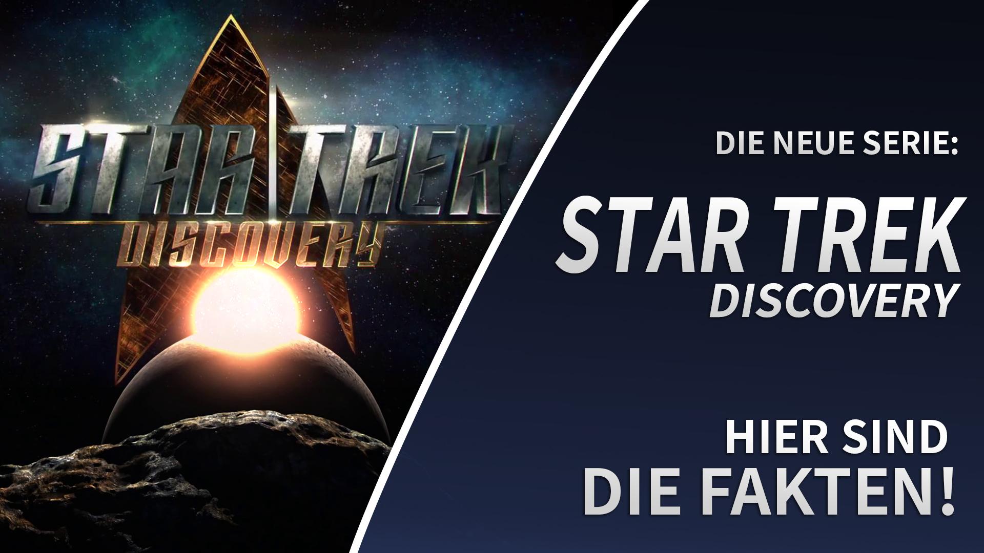 Star Trek: Discovery – Alle Infos zur Serie