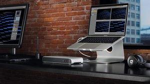 Elgato Thunderbolt 3 Dock: Schnelle Anschlüsse für Laufwerke und Displays
