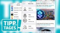 Tipp: Sicherer surfen mit iCab Mobile