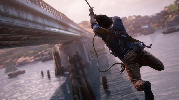 Uncharted: Drehbuch zum Film steht