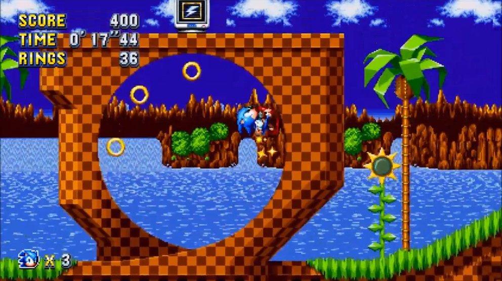 Video-Bild: Sonic Mania - Nintendo-Switch-Trailer (6)