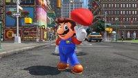 Super Mario Odyssey: Glitch ermöglicht 99.999 Seilsprünge