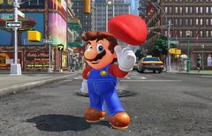 Super Mario Odyssey: Glitch...