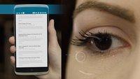 ZTE Hawkeye: Spezifikationen des Eye-Tracking-Smartphones veröffentlicht