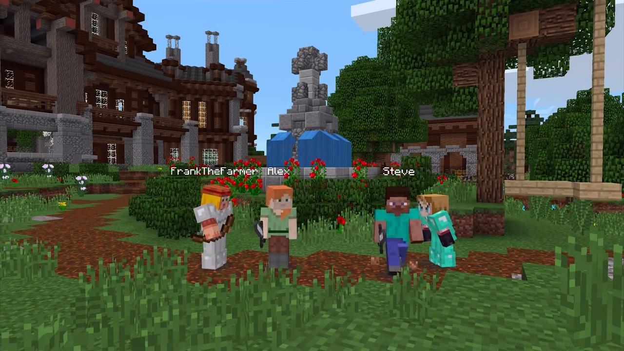 Minecraft Darum Müssen PSSpieler Noch Auf Die Neue Version Warten - Minecraft alte version spielen