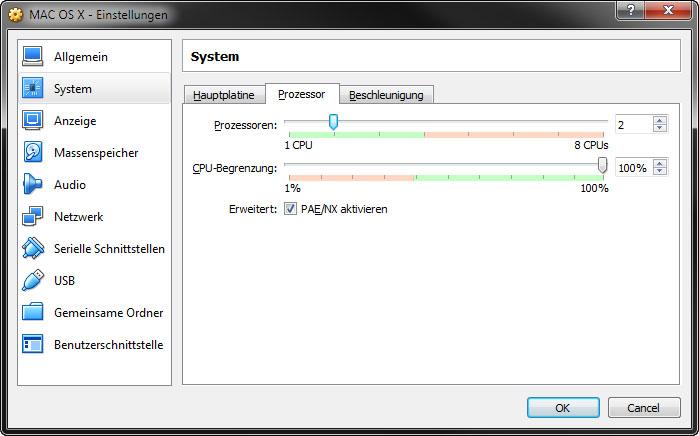 Mac OS in Virtualbox installieren – so geht's