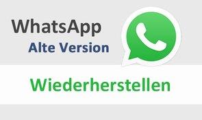 WhatsApp: Alte...