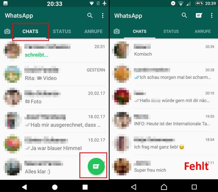 WhatsApp: Alte Version wiederherstellen - so gehts