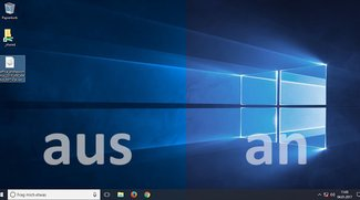 Windows 10: Blaulicht-Filter aktivieren / deaktivieren – so geht's