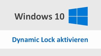 Windows 10: Dynamic Lock aktivieren – so geht's