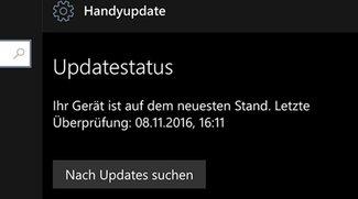 Windows Phone: Update durchführen – so geht's