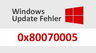 Lösung: Windows Update Fehler 0x80070005