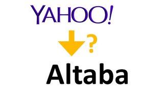 Altaba: Bedeutung & warum Yahoo umbenannt wird