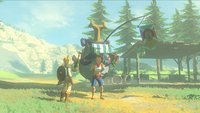 The Legend of Zelda: Dieser Charakter ist auch in Breath of the Wild