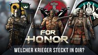 For Honor: Welche Fraktion passt zu Dir?