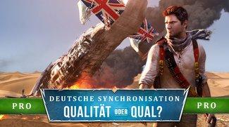 Deutsche Synchronisation: Qualität oder Qual? – PRO