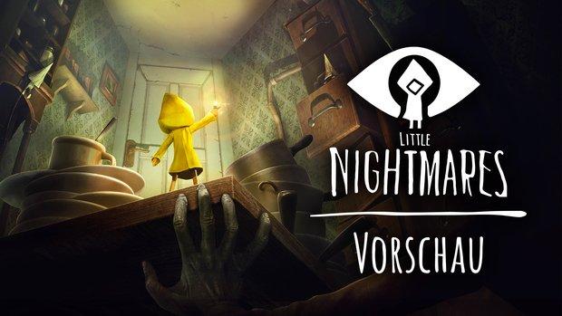 Little Nightmares in der Vorschau: Ein Grusel-Adventure durch Kinderaugen
