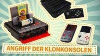 Angriff der Klonkonsolen: Alte Games mit neuer Hardware