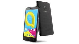 Alcatel U5 vorgestellt: 99-Euro-Smartphone mit besonderen Selfie-Features