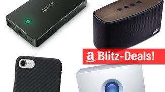 Blitzangebote: iPhone-7-Hülle aus Aramid, 20.000-mAh-Akku, LaCie-RAID u.v.m. heute günstiger