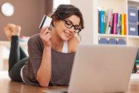 Barclaycard New Visa mit 25 Euro Startguthaben – kostenlose Kreditkarte für Online-Einkäufe, Reisen u.v.m.</b>