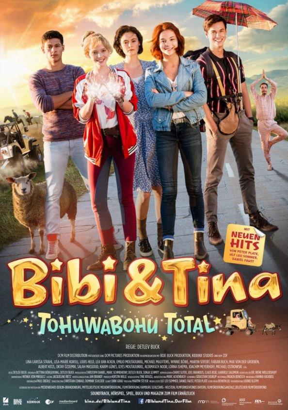 Bibi und Tina 4 Poster